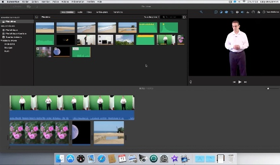 imovie et montage vid o mac apprendre la vid o montage et webmarketing 2018. Black Bedroom Furniture Sets. Home Design Ideas