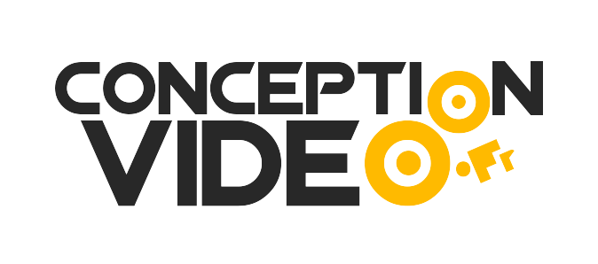 Logo conceptionvideo