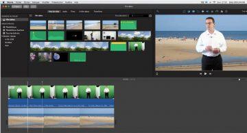 imovie montage video