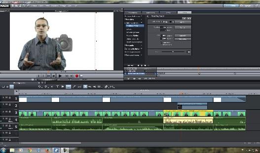 montage video magix