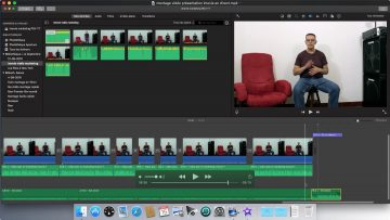 comment faire des montages video avec imovie